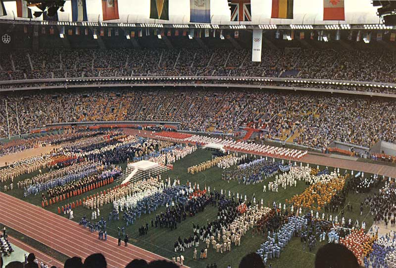 Montreal Games 1976 1976 Summer Games Formally